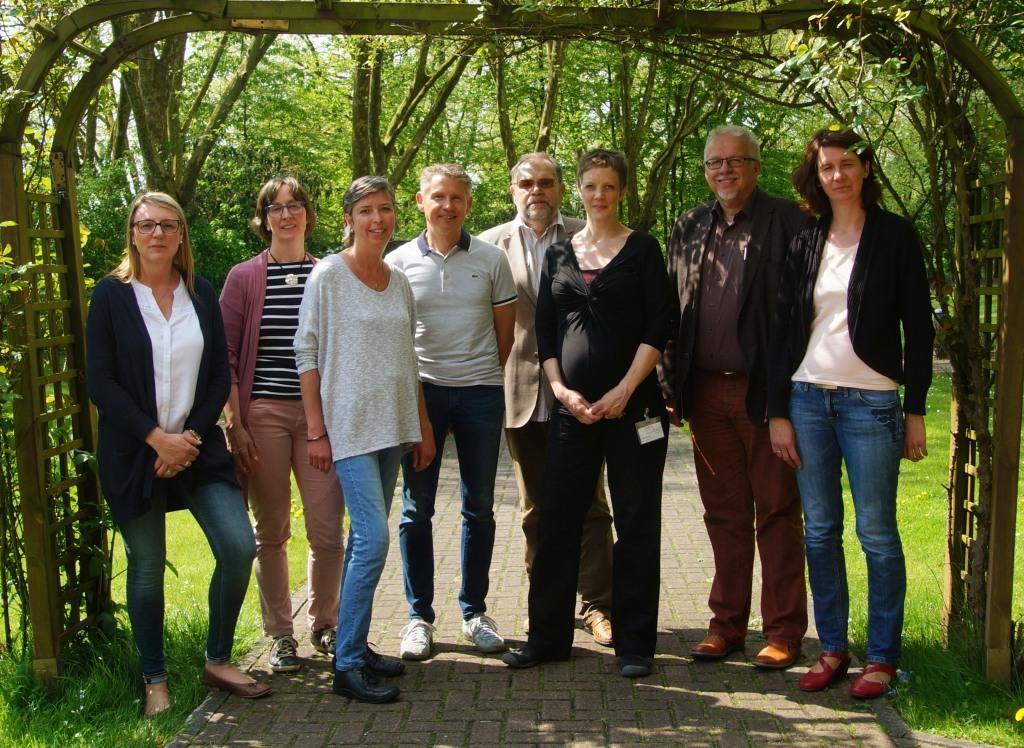 Mitglieder des Fachausschuss